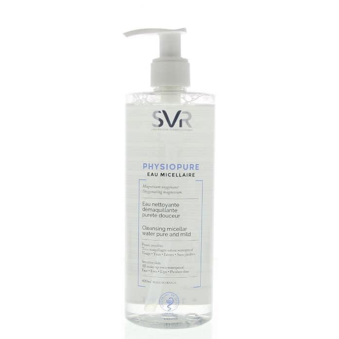 SVR Physiopure Acqua Micellare struccante flacone da 400 ml
