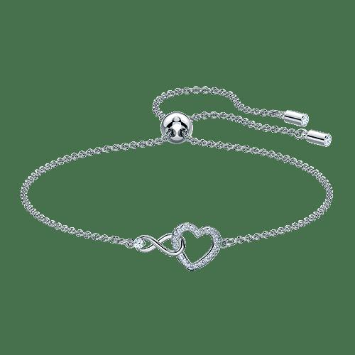 Bracciale Swarovski Infinity Heart - ID  5524421