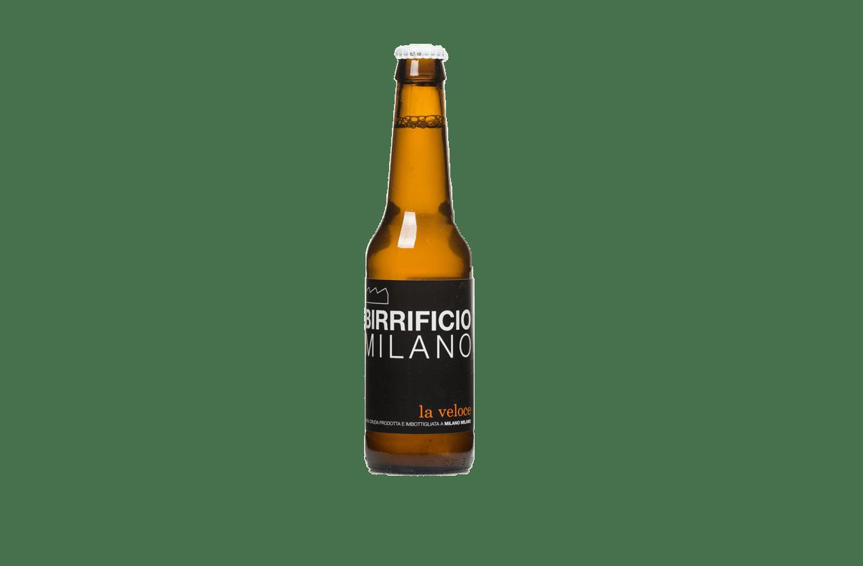 Birra Artigianale Birrificio La Veloce in Vetro 66cl