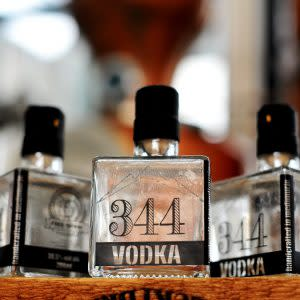 344 Vodka 0.2L