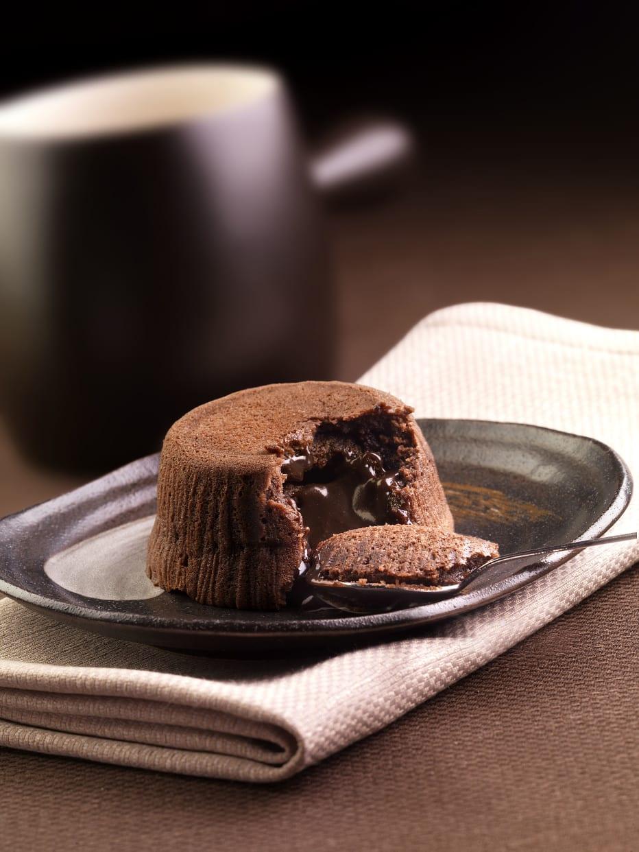 Souffle' al cioccolato