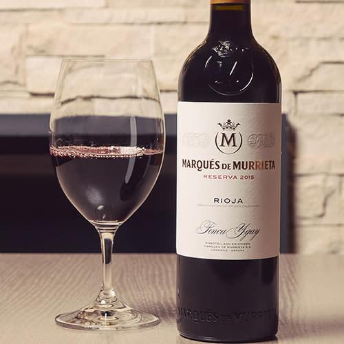 Vino Marqués De Murrieta, Reserva (75 Cl.)