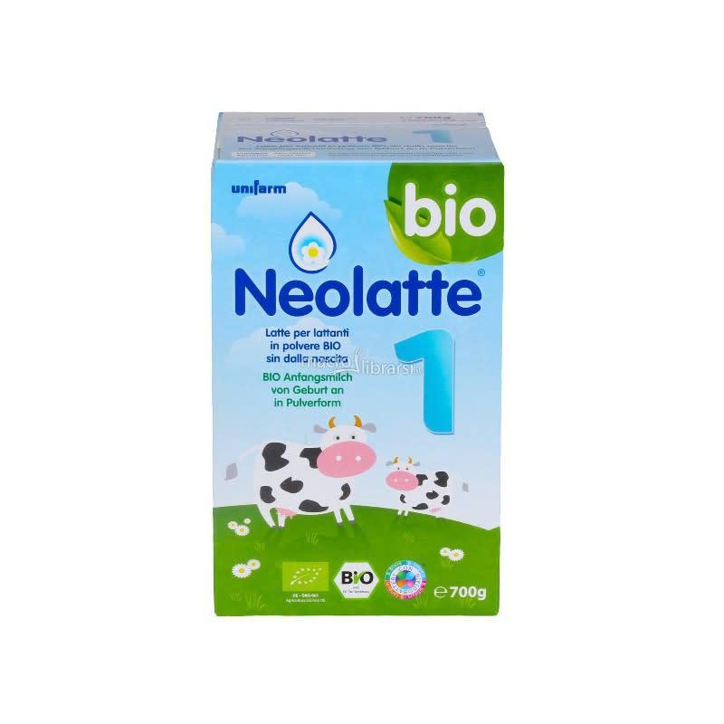 Neolatte Bio 1 latte in polvere biologico 700 gr