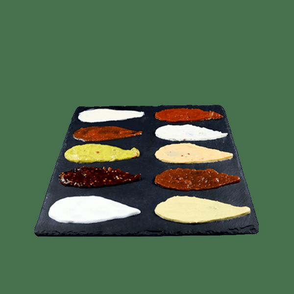 Salsa mostaza
