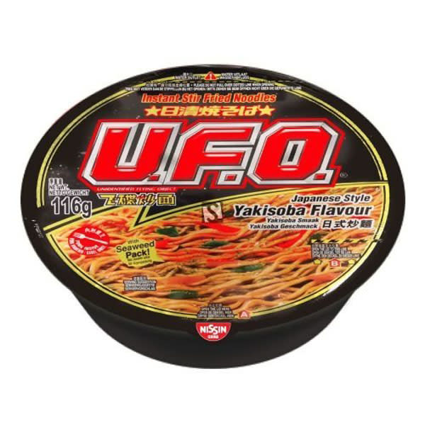 Nissin Yakisoba UFO (116 g.)