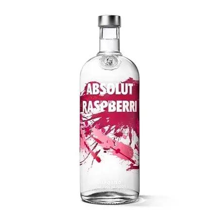 Absolute Raspberry 1000Ml