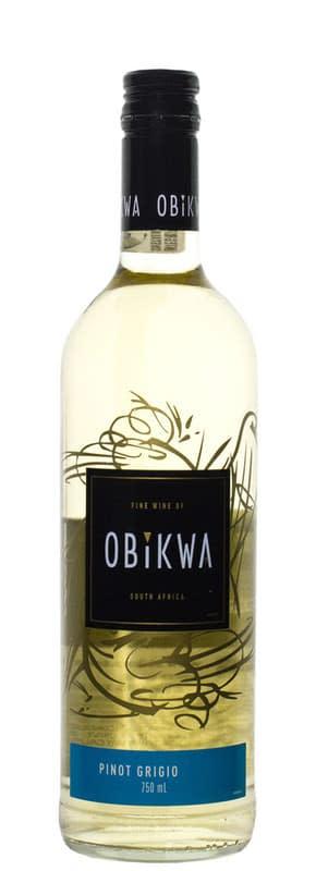 Obikwa Pinot Grigio 750Ml