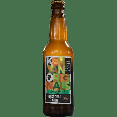KO Pineapple & Mint Cider 330ml