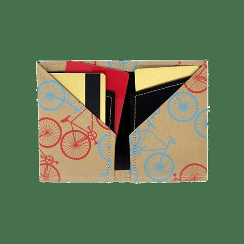 Porta carte di credito - city bike