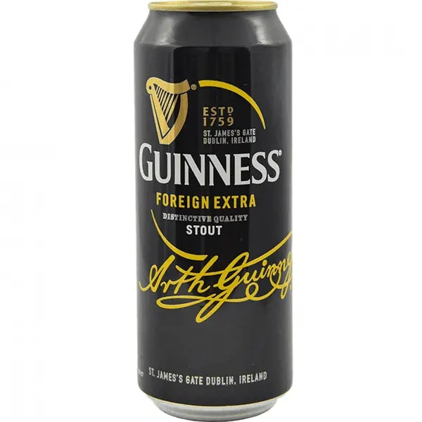 Guiness can 500ml