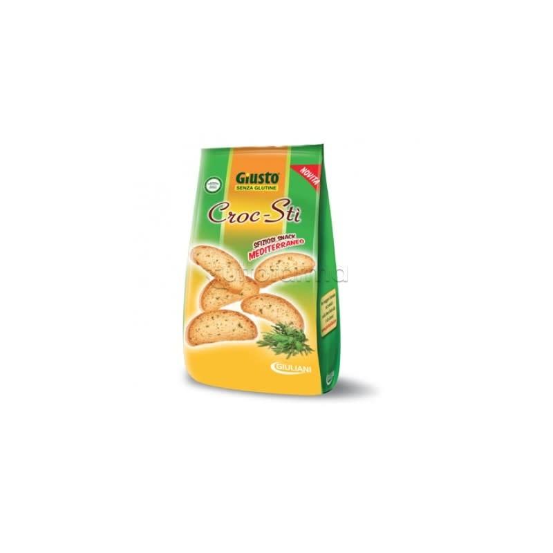 Giusto Croc-Sti' Crostini Senza Glutine