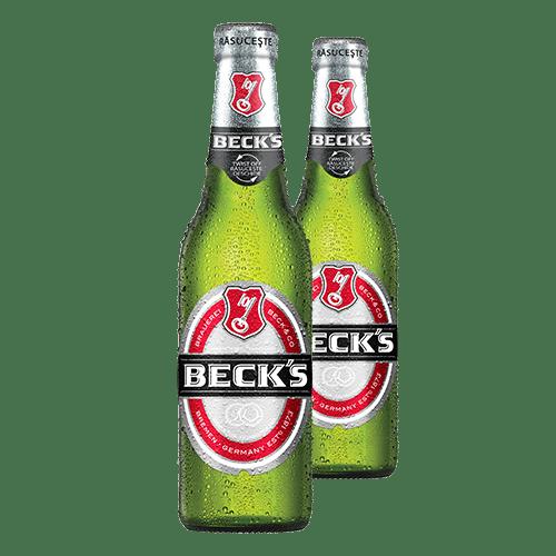 Beck's Sticla 2 x 330ml