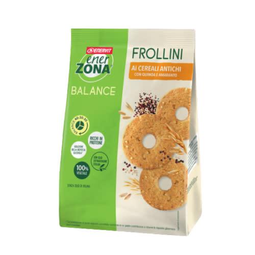 ENERZONA Frollini 250 gr. - Cereali antichi