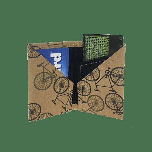 Porta carte di credito - fat bike