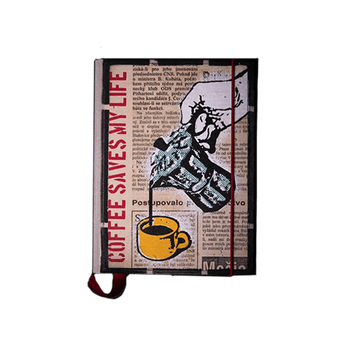 Notebook - caffè