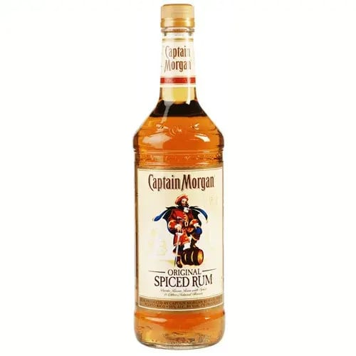 Captain Spiced Gold 750Ml