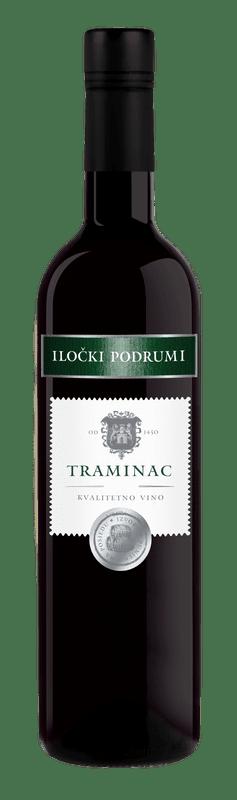 Traminac Odabrana serija/Kvalitetna vina 0,75/1