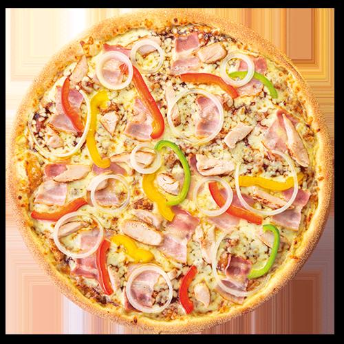 Pizza Texas BBQ mała