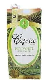 Caprice Dry White 1000Ml