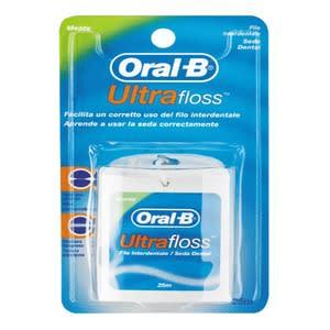 Oral B Ultra Floss filo interdentale 25 metri