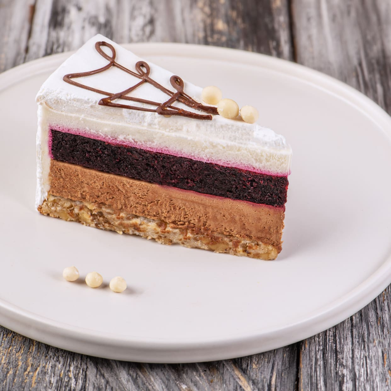 Торт Мусовий сметанник (100г)