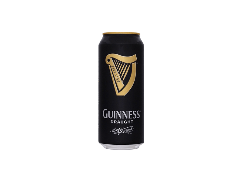 Guinness Draught 44cl 4.2º Alc. Ireland