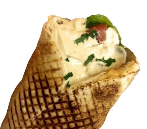 41- Kanapka Hummus