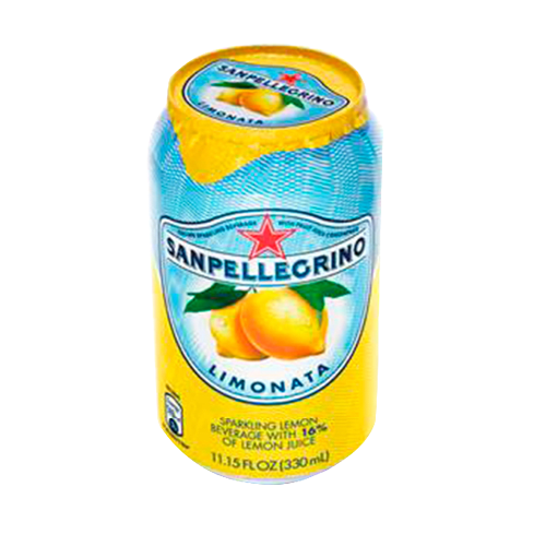 Refresco Limón (330 ml.)