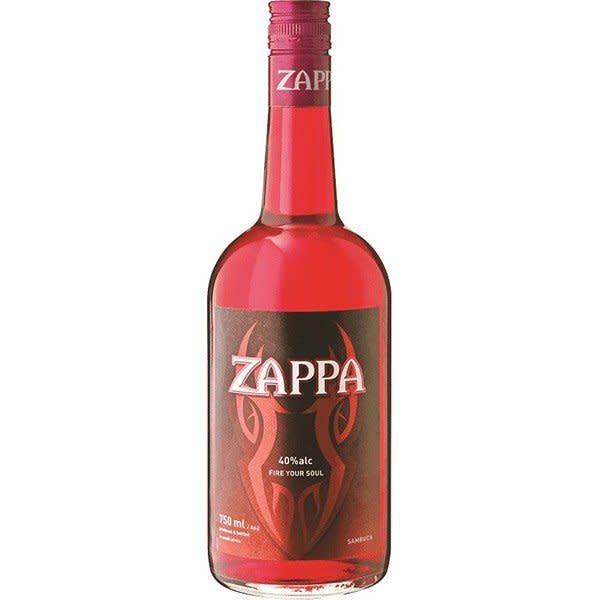 Zappa red 750ml