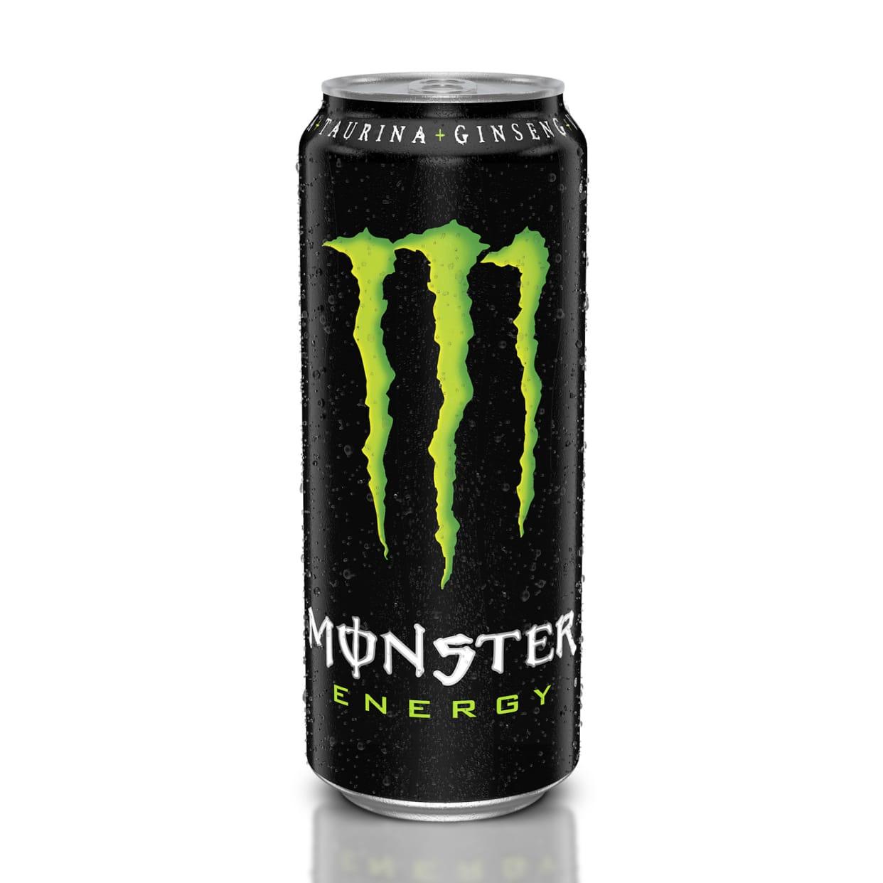 Monster Energy Original lata 500ml.