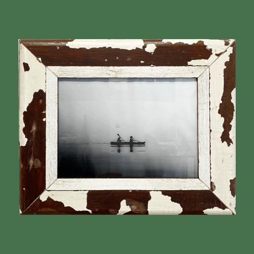 Cornice in legno recuperato 34x43 AH