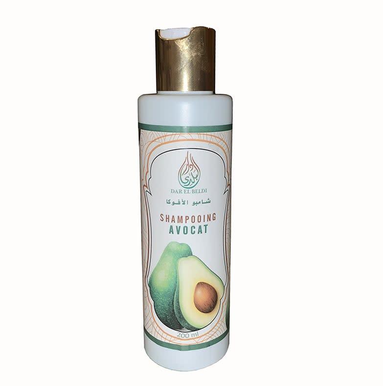 Shampoing D'Avocat 200Ml
