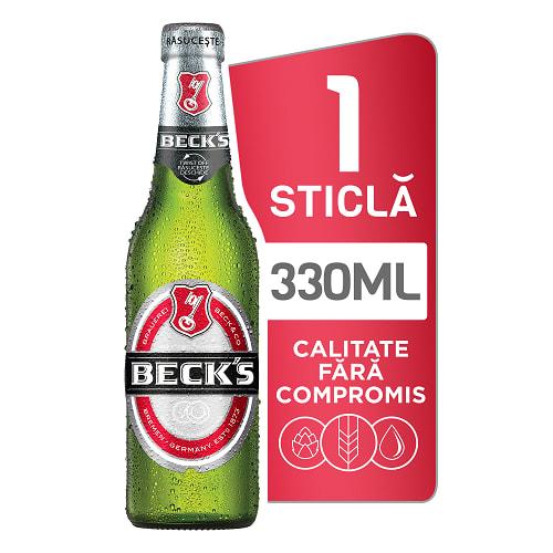 Beck's Sticla 330ml