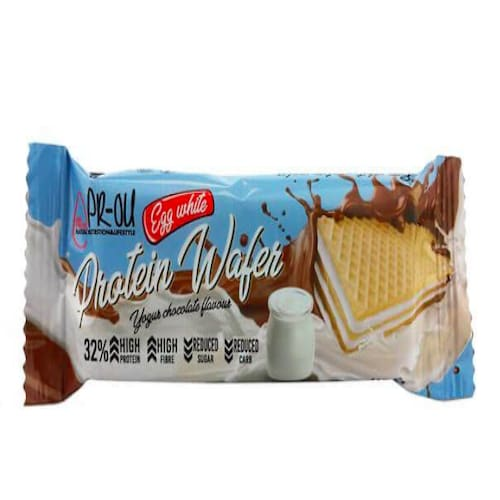 Barrita Protein 0%FAT Prou - 35G Yogurt Gluten Free
