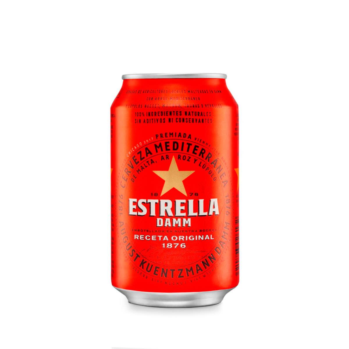 Estrella Damm (33 Cl.)