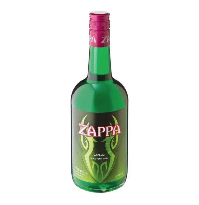 Zappa green 750ml