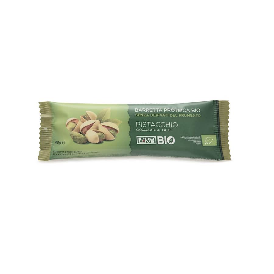 ProLive Bio Barretta Proteica al Pistacchio 40 gr