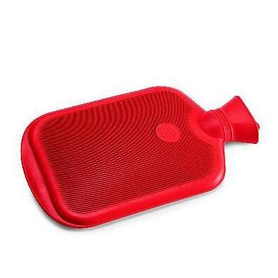 Pic borsa dell'acqua calda bilamellare in gomma