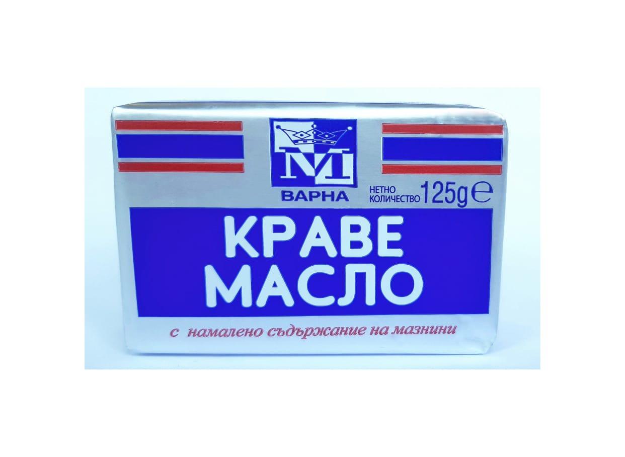 Масло краве Милтекс (125г) / 34020