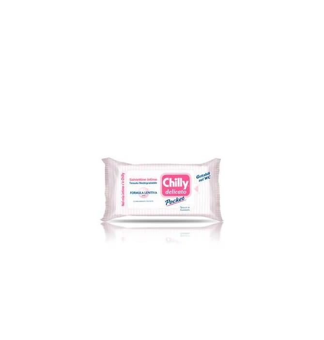 Chilly Pocket Delicato salviettine intime