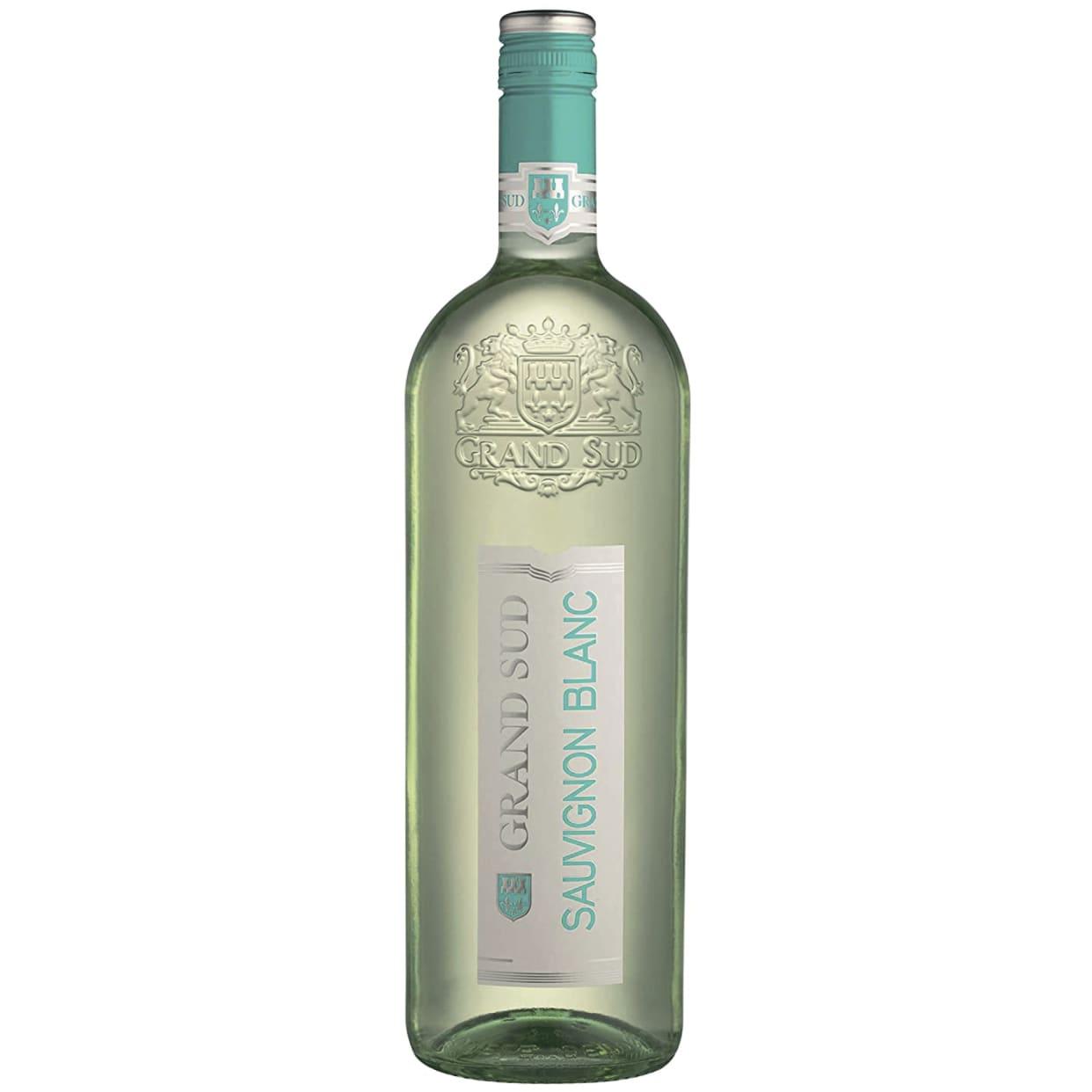 Вино Гранд Сюд Совіньйон Блан (1л)