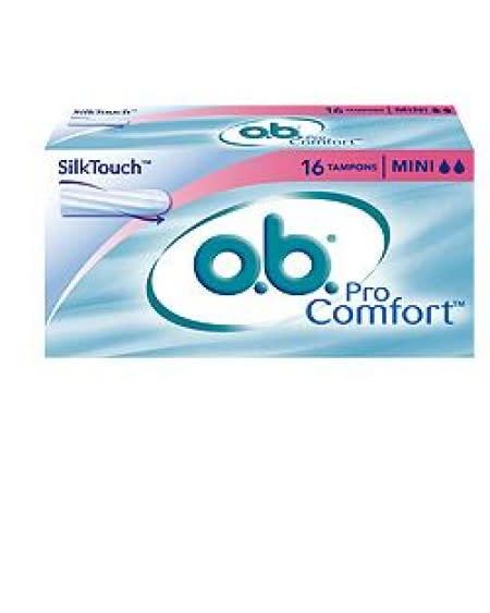 OB Comfort Mini 16 assorbenti interni