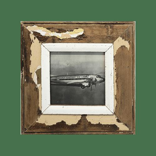 Cornice in legno recuperato 28x28 AD
