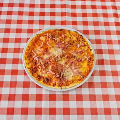 Pizza Bacon and York (30 Cm.) SG