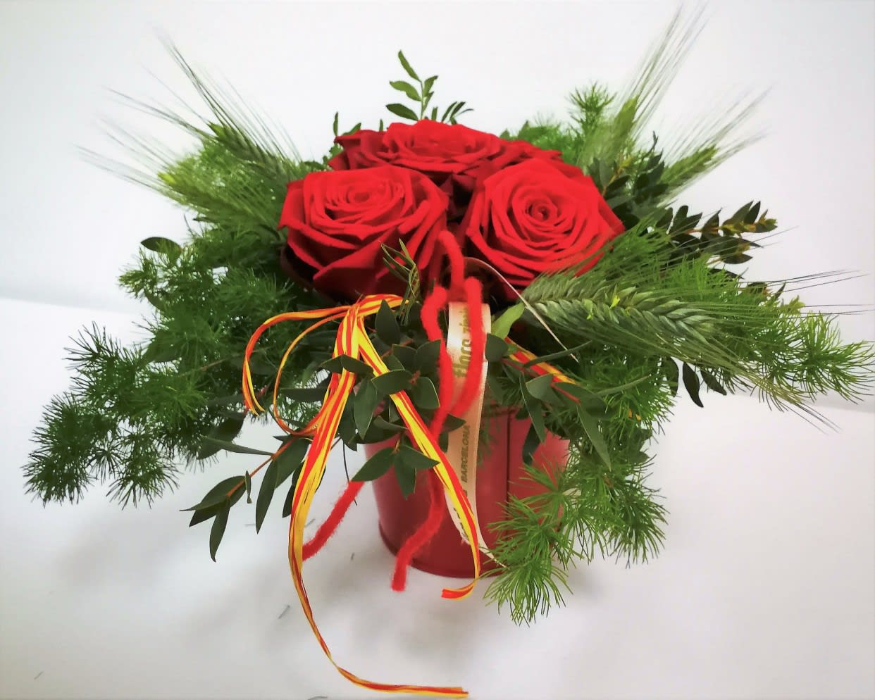 Base Sant Jordi (5 rosas)