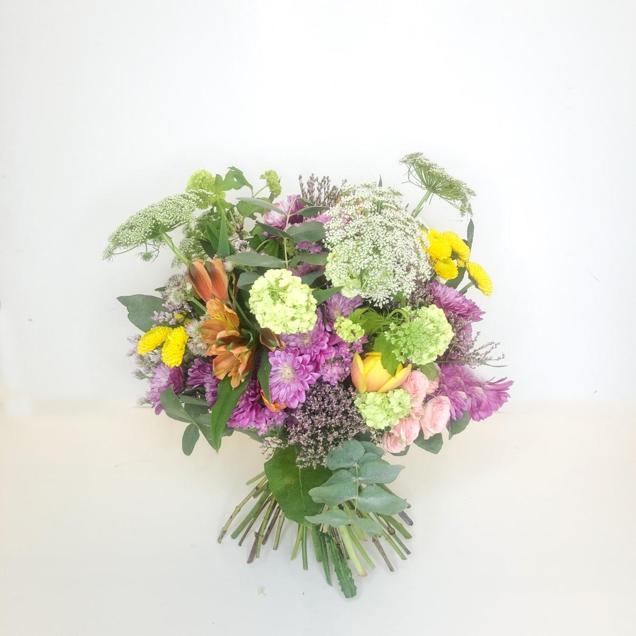 Flores Colorido