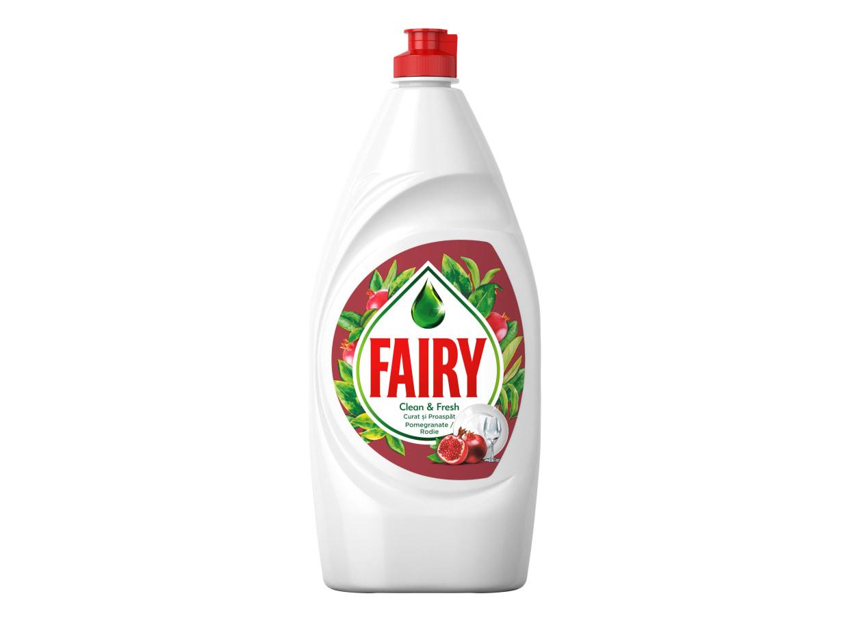 Препарат за съдове Fairy Нар и портокал (800мл) / 23356