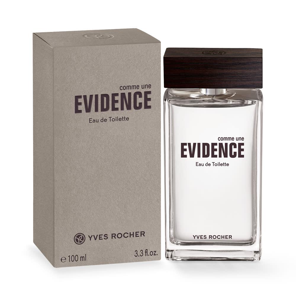 Comme Une Evidence Homme Eau De Toilette Bottle 100ml
