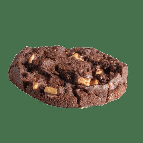 Cookie Doble Chocolate Horneada