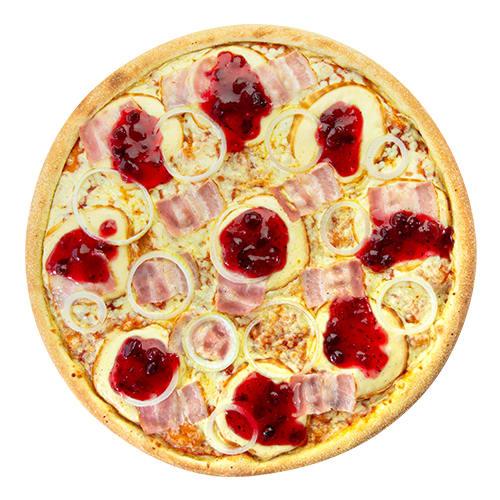Pizza Montanara średnia